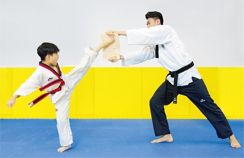 跆拳道初階C班(留名)