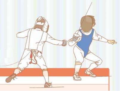 幼兒劍擊訓練(留名)