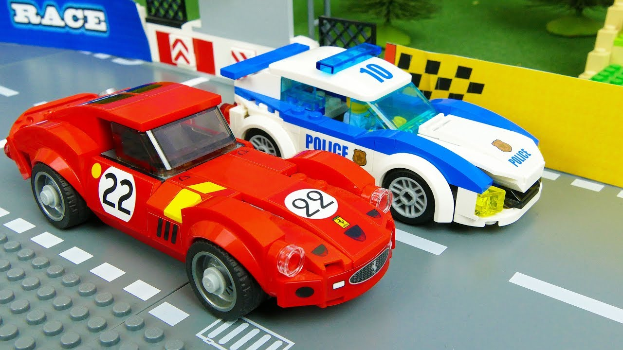 Lego@極速賽車