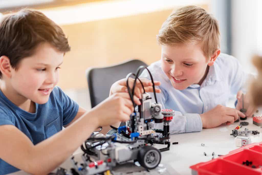 LEGO未來航天工程