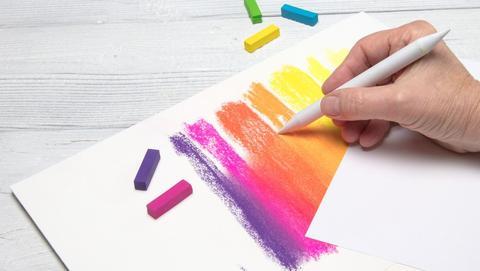 幼兒趣味和諧粉彩藝術館